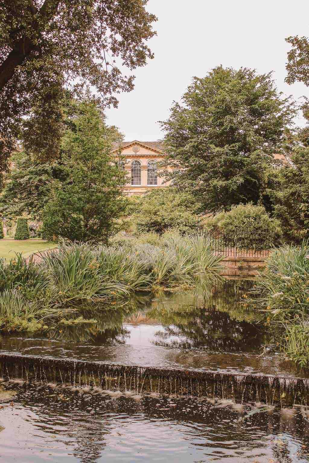 Worcester College - 10 Most Beautiful Colleges at Oxford University According to a Student