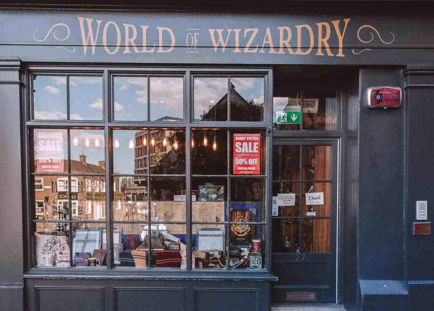 World of Wizardry - The Ultimate Guide to Harry Potter in York