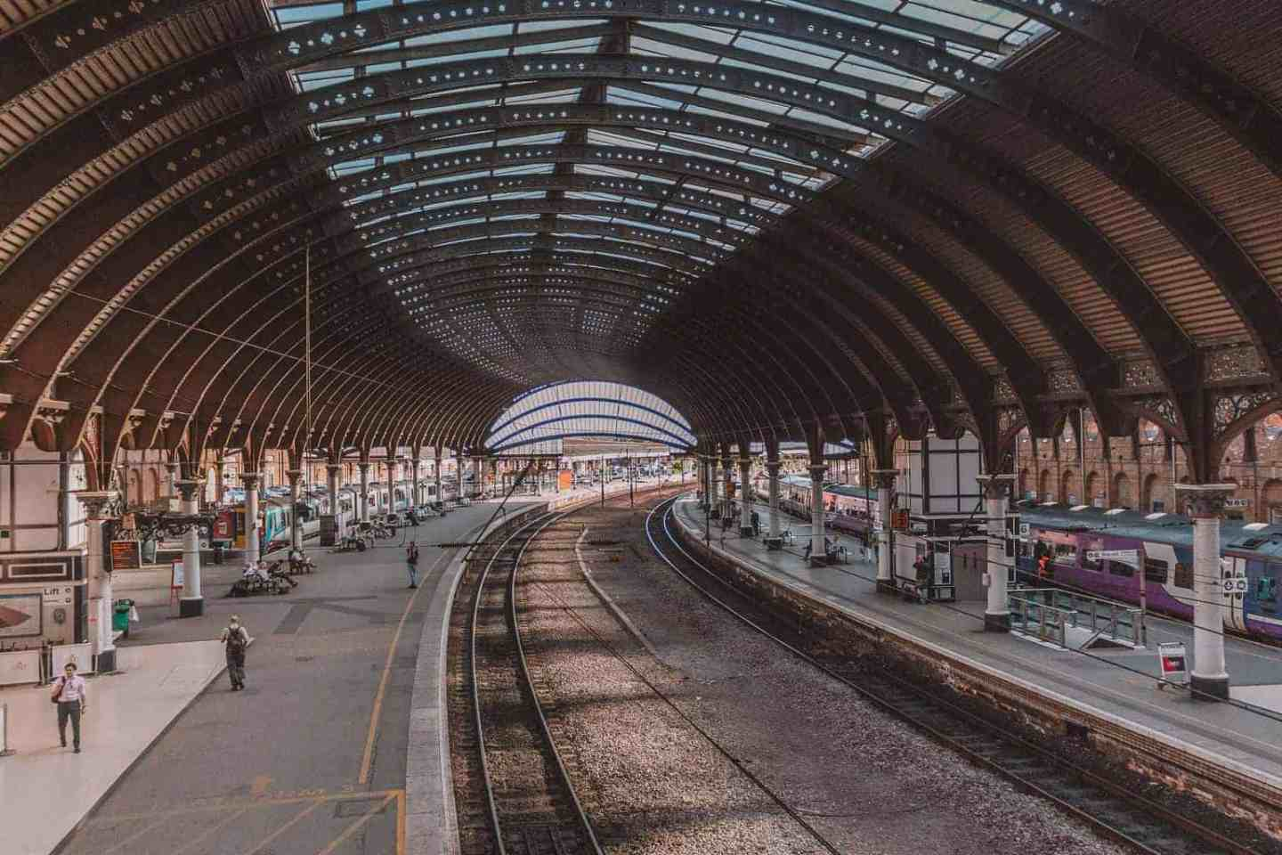 York Station - The Ultimate Guide to Harry Potter in York