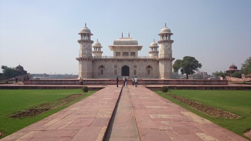 The Tomb of I'timad-ud-daulah – A Mini Taj Mahal, Agra