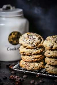 Kitchen Sink Cookies - What Should I Make For...