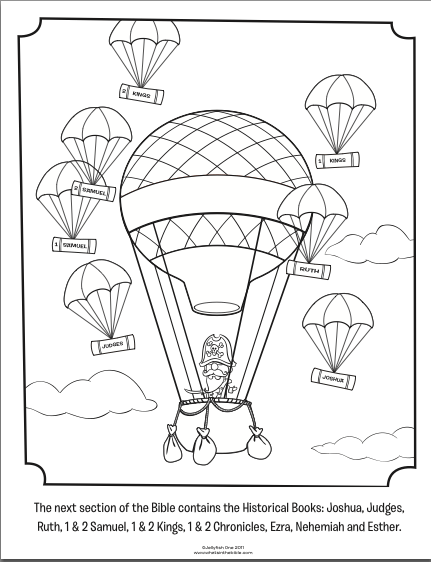 Books Of The Bible Coloring Pages : books, bible, coloring, pages, Historical, Books, Bible, Coloring, Pages, What's, Bible?