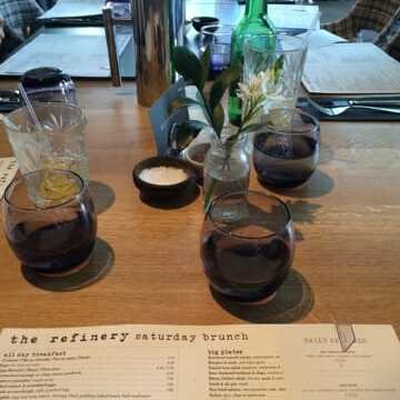 Brunch @ The Refinery
