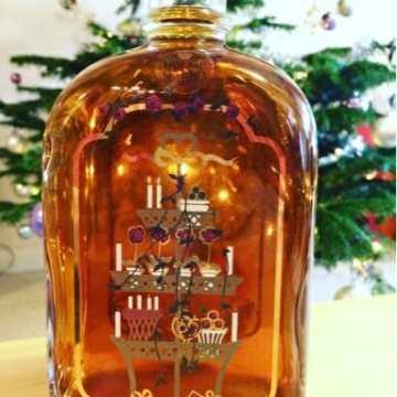 Homemade Christmas Gin
