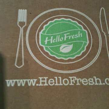 Hello Fresh or made with Gousto?!