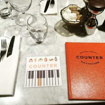 Brunch @ COUNTER