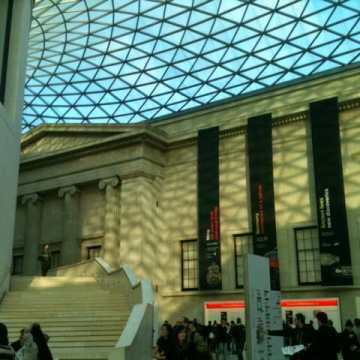 Camden for free – British Museum