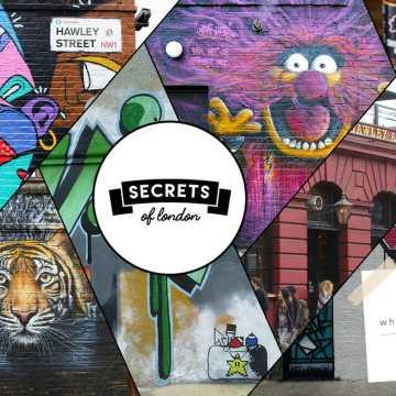 Camden street art #photoblog