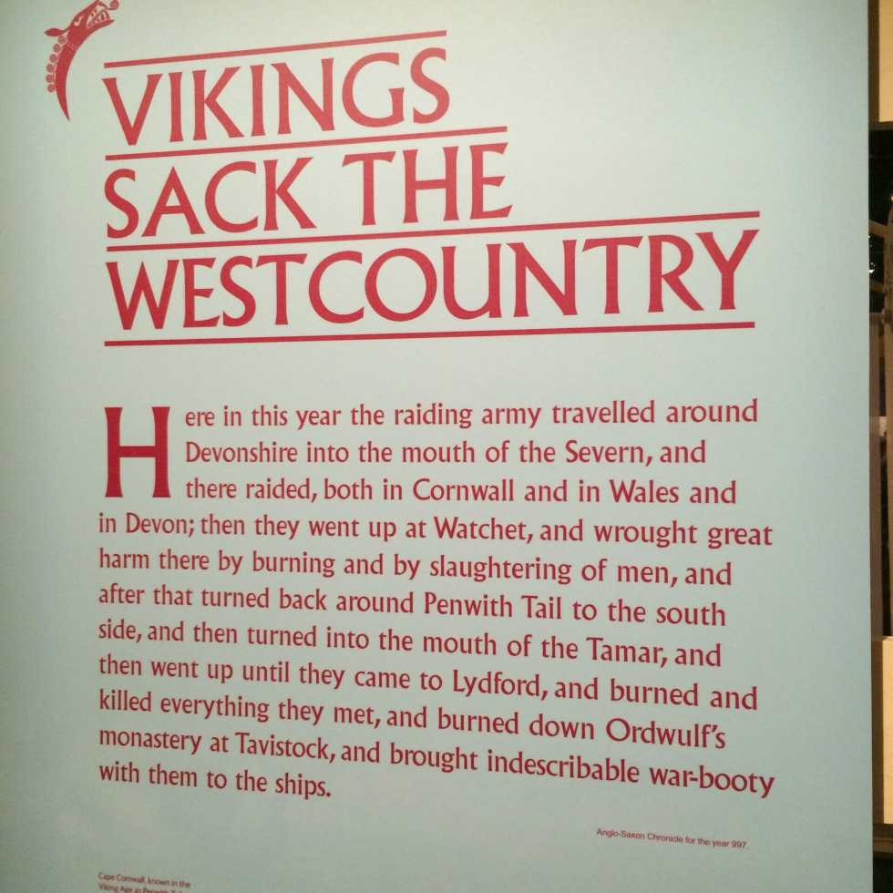 Viking Voyages at the Maritime Museum Falmouth - What's Katie Doing? Blog