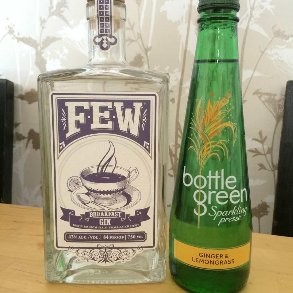 Bottle Green Ginger and Lemongrass sparkling presse on What's Katie Doing? blog