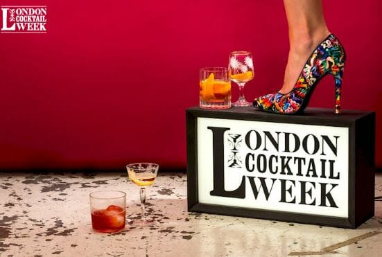 London Cocktail Week 2016 on What's Katie Doing? blog