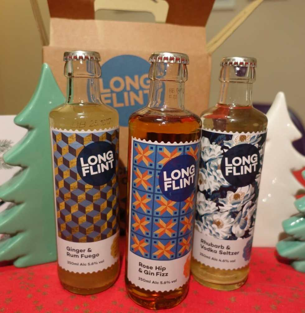 Festive drinks - more than just gin! On What's Katie Doing? blog