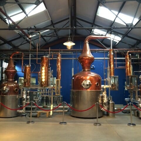 Gin: the basics on What's Katie Doing? blog