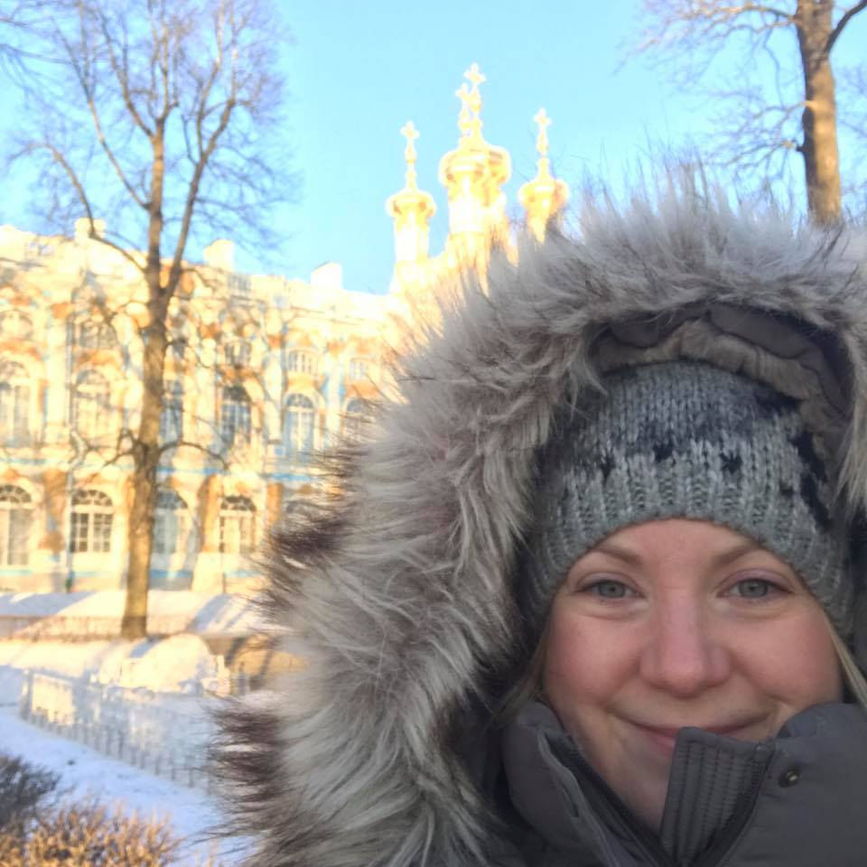 What to pack for Winter in Russia on What's Katie Doing? blog