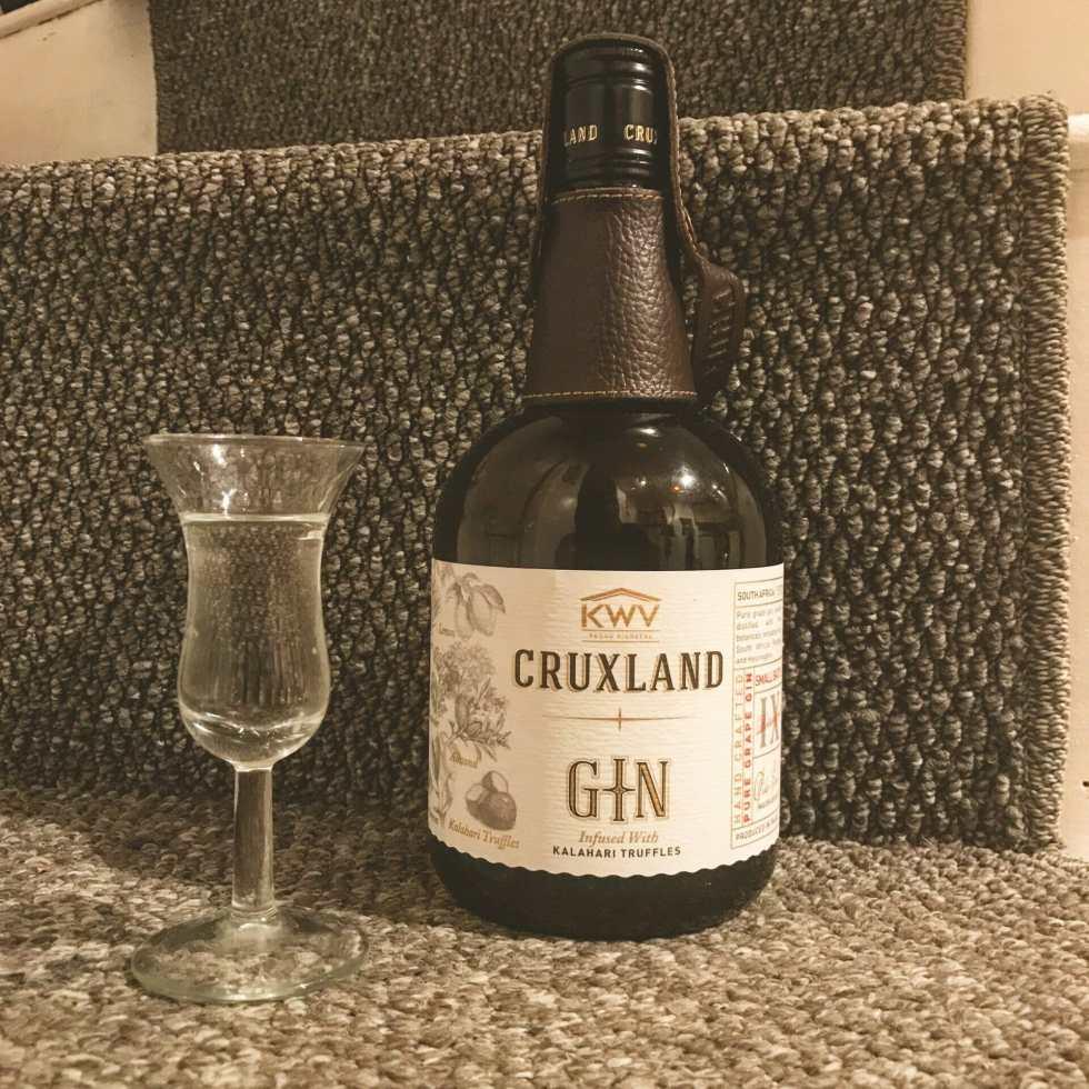 The 3 rules of gin on What's Katie Doing? blog