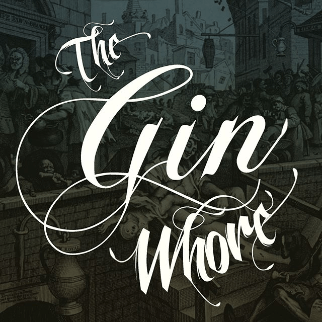 The Gin Whore Tour on What's Katie Doing? blog
