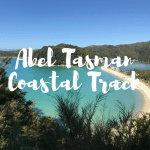 Abel Tasman: New Zealand's 9 Great Walks on What's Katie Doing? blog