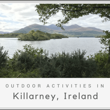 Outdoor activities in Killarney, Ireland
