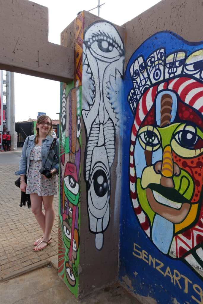 What to do with 24 hours in Johannesburg on What's Katie Doing? blog