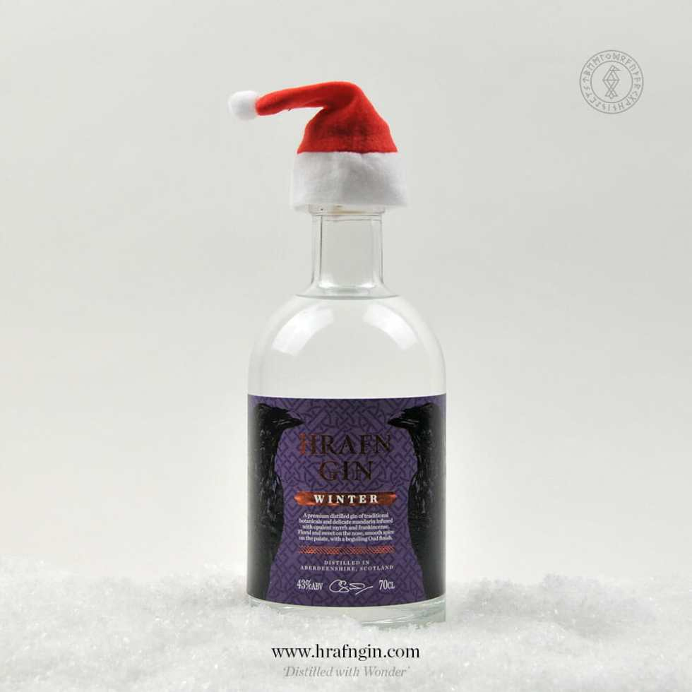 Hrafn Gin Winter Edition