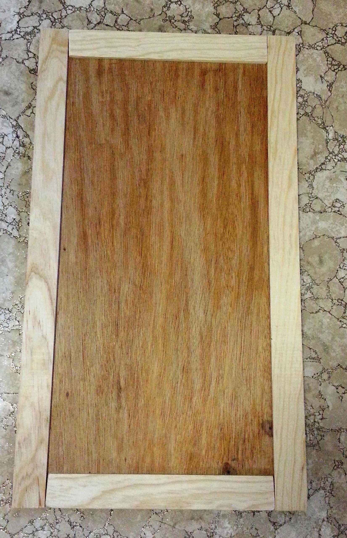 Quaker Cabinet Doors  Quaker Cabinet Doors Cutting Down A