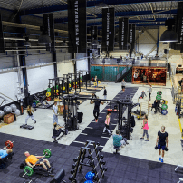Ecore Gym Flooring - Available from NovoFit