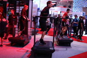 Precor - Show Stopping Debuts at the 2018 Fitness Show - Assault Fitness