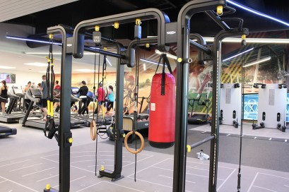 World Class Aquatic & Recreation Centre Powered By Technogym - Functional Space