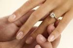 saint-valentin, bagues, fiançailles