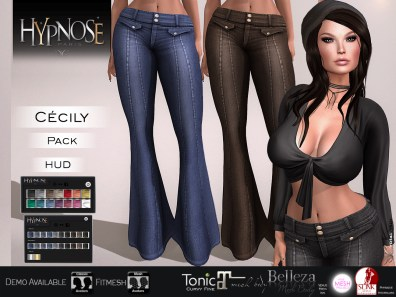 CECILY PACK