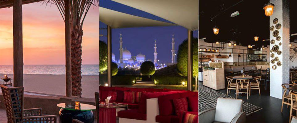 living room restaurant abu dhabi rustic elegant designs what s on awards 2016 the 45 winners