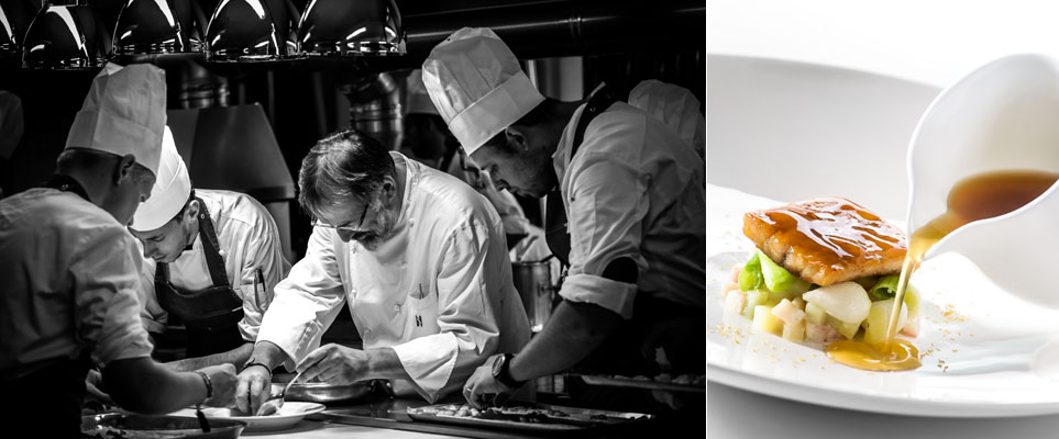 How to eat a Michelin star meal right here in Abu Dhabi