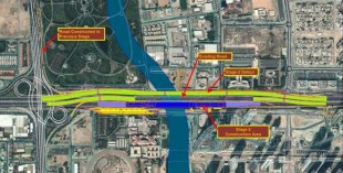 Dubai Canal diversion plans