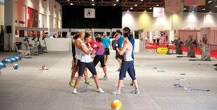 Dubai Sports World at Dubai World Trade Centre