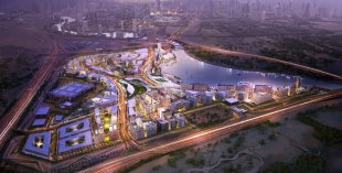Design District Dubai - d3 - masterplan pictures revealed