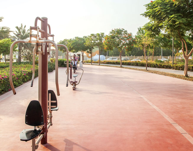 Outdoor gyms in Dubai and free fitness  Whats On