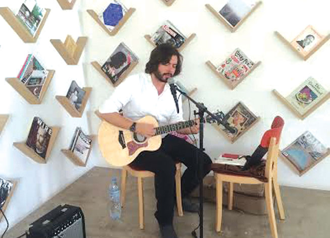 Freshly Ground Sounds: William Mullally