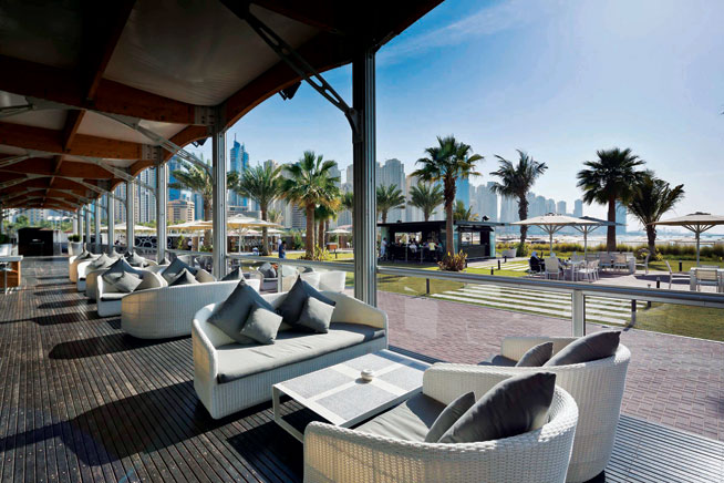New laid back brunches in Dubai March 2015  Whats On