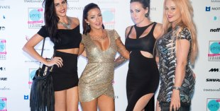 Hype Music & Nightlife Awards at EDEN Beach Club - celebrating the best of Dubai nightlife (red carpet)