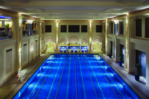 Four indoor swimming pools in Dubai to try  Whats On