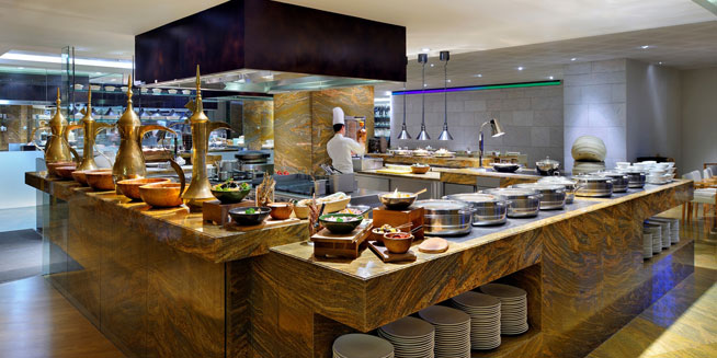Kitchen 6, JW Marriott Marquis, Business Bay