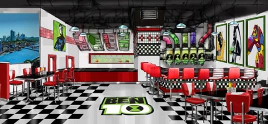 cartoon network dubai restaurants mr ben worlds adventures smoothies coffeehouse boulevard