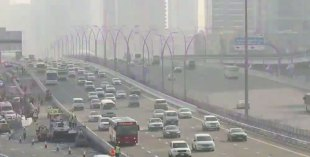 sheikh zayed road bridge