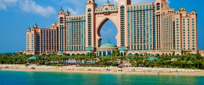 Nasimi Beach is offering Atlantis pool access... for free