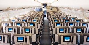 plane seats