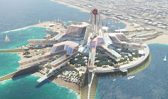 Developments In Dubai : This crazy looking development is coming to umm suqeim