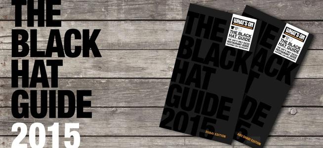 Black Hat Guide 2015