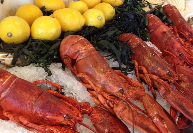 Unlimited Lobster at Dunes Cafe, Shangri-La