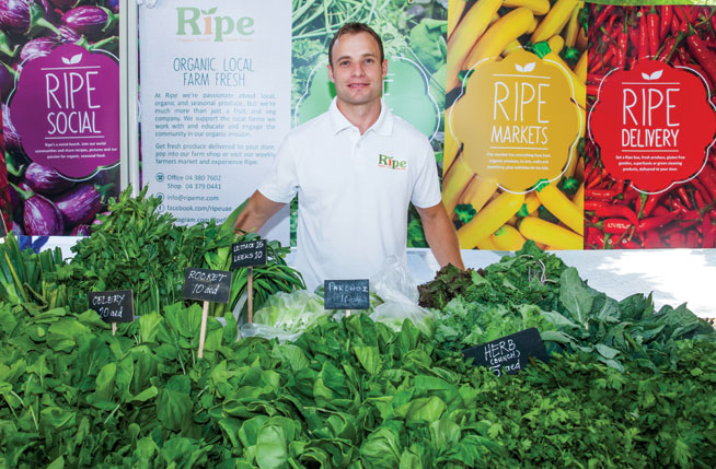 Ripe - organic food delivery in UAE