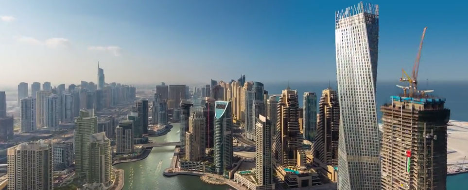 Dubai Flow Motion viral video - watch